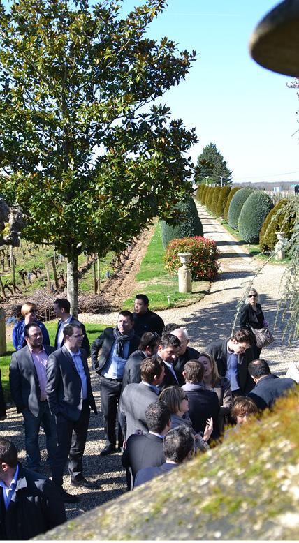 Team Building insolite chez Œnanim à Bordeaux