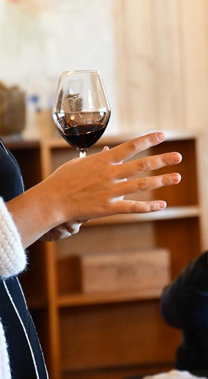 Atelier cours et dégustation de vins chez Œnanim à Bordeaux