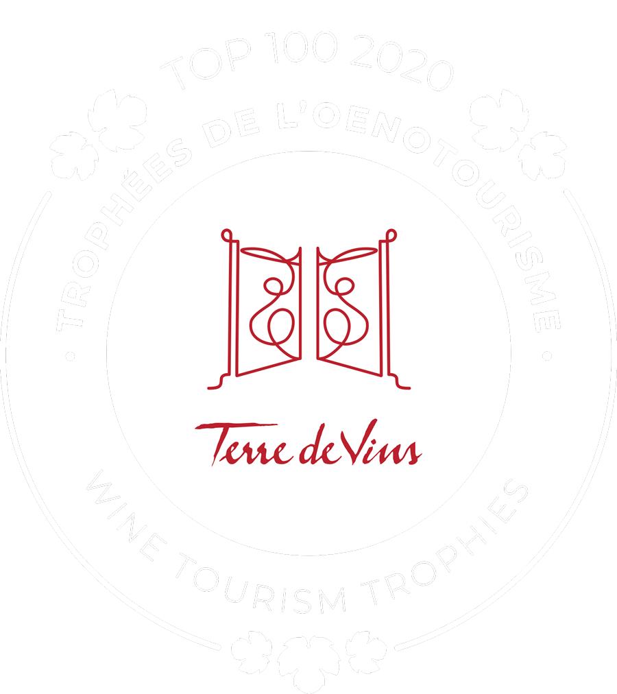 Logo Trophée œnotourisme
