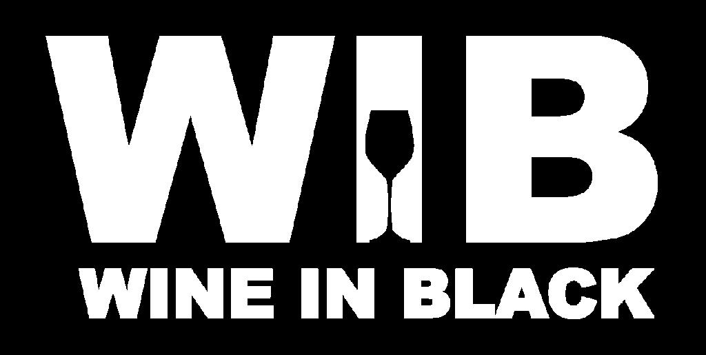 Logo Wine in black