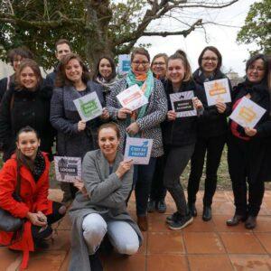 Escape game en challenge d'équipe chez Œnanim à Bordeaux
